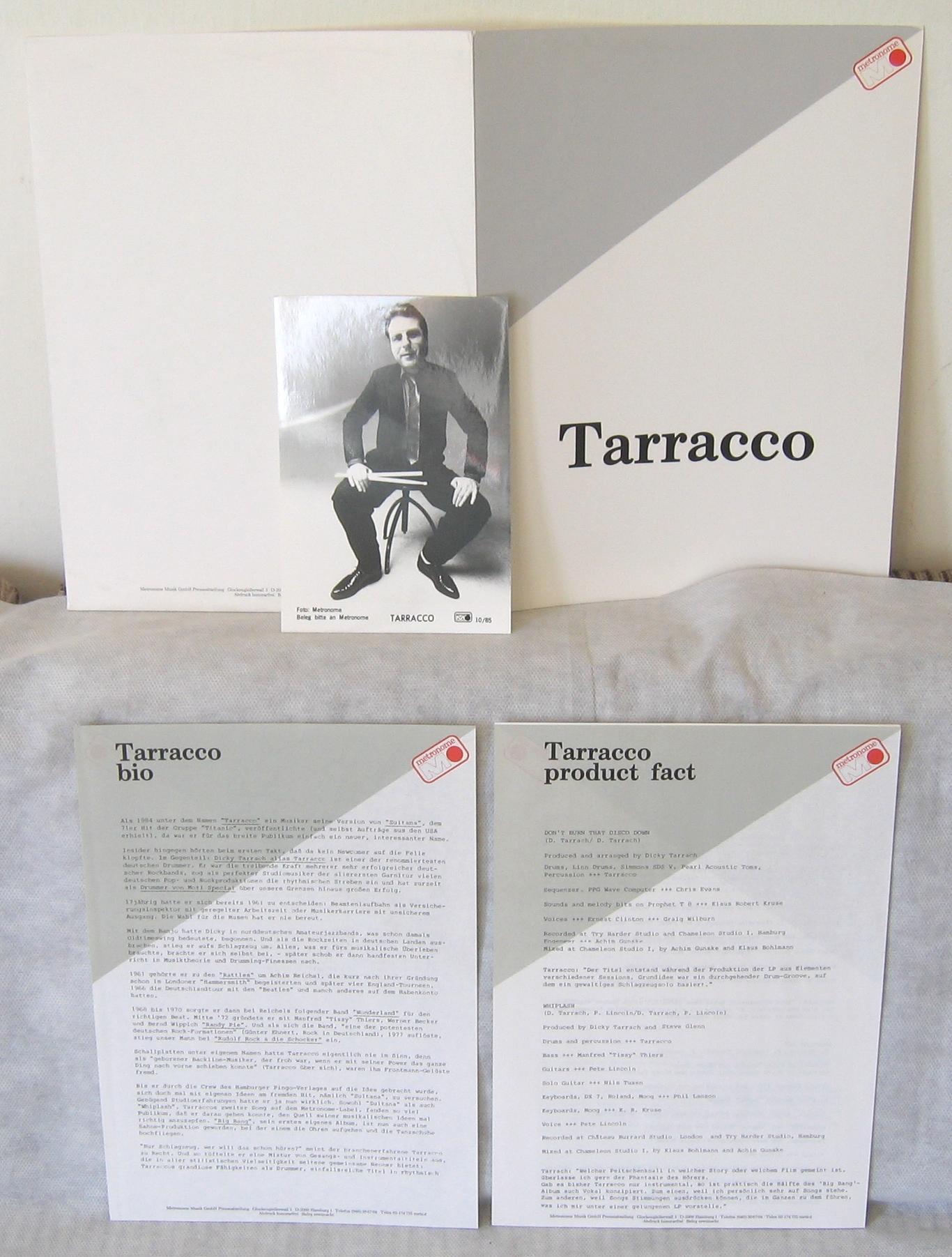 Tarracco - Big Bang